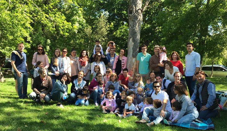 Romería Familiar en Arceniega – 2017